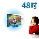 台灣製~48吋[護視長]抗藍光液晶螢幕護目鏡  東元系列 新規格