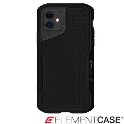 美國Element Case iPhone 11 Shadow 流線手感軍規殼 - 醇黑