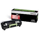 Lexmark 503 (50F3000) 原廠黑色碳粉匣