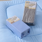 LAMINA 床包式床墊布套(3-17cm)-灰(雙人)