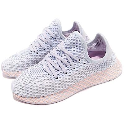 adidas 慢跑鞋 Deerupt 運動 女鞋