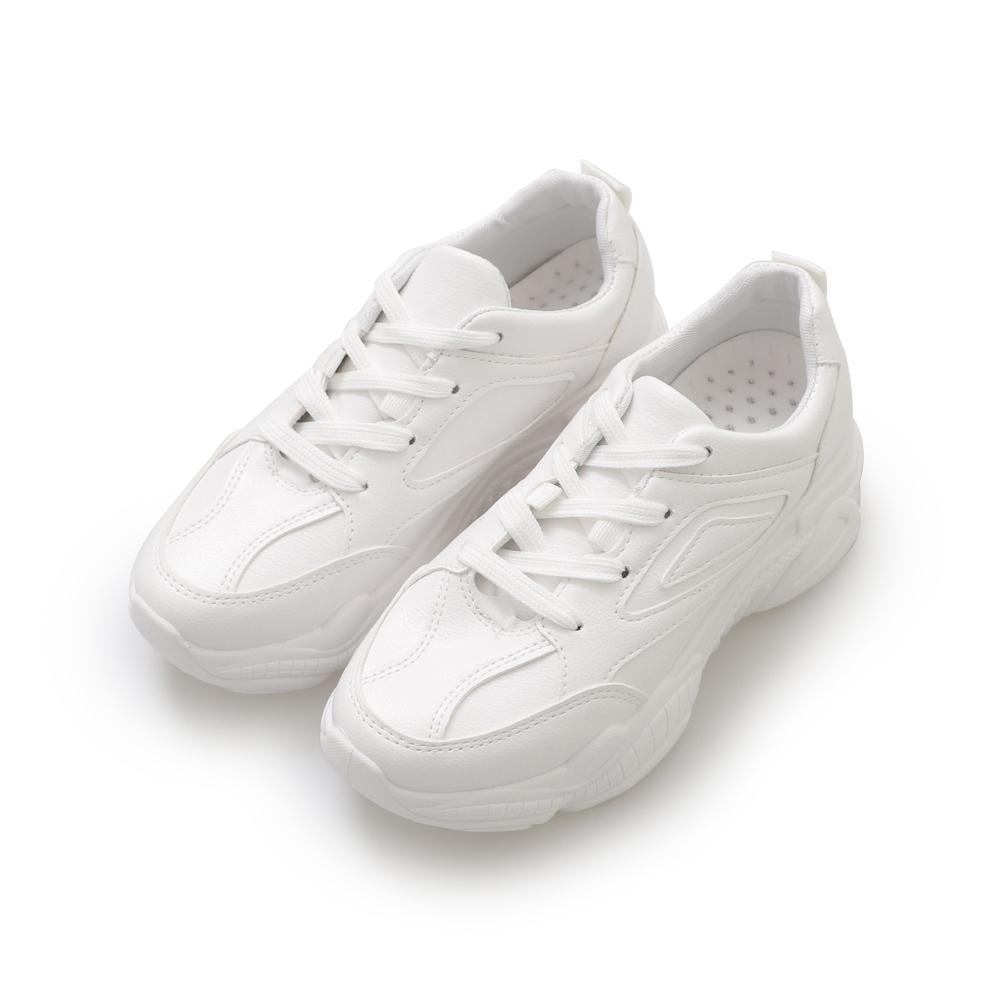 Miaki-時尚穿搭樂福鞋老爹鞋(2款任選)