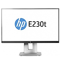 HP EliteDisplay E230t 23吋觸控顯示器