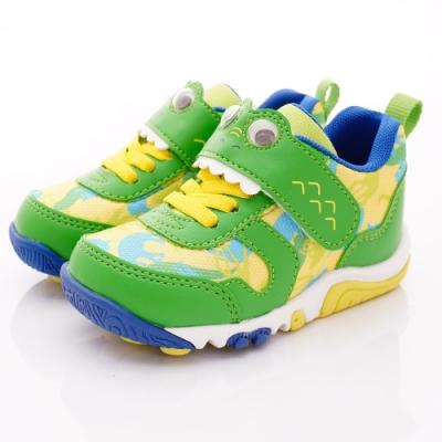 日本Carrot機能童鞋 玩耍速乾公園鞋款 TW2477綠(中小童段)