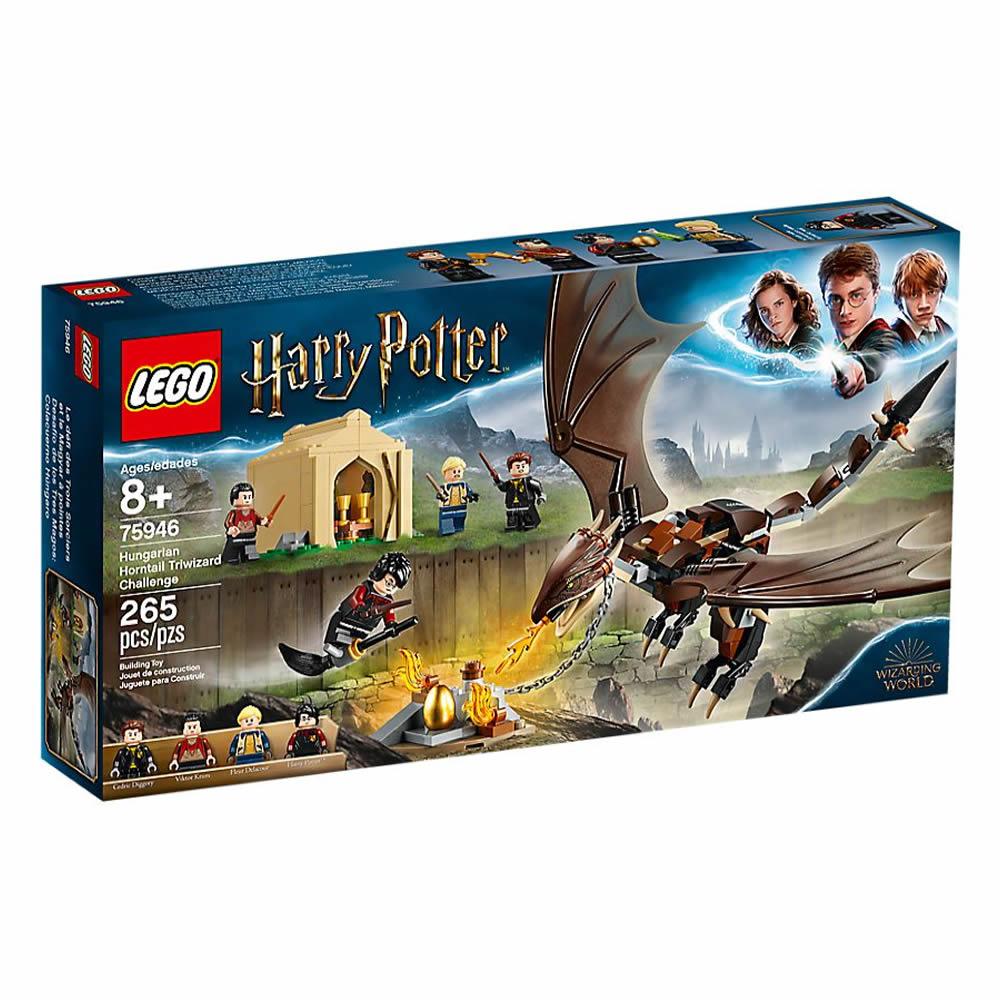 樂高LEGO 哈利波特系列 - LT75946 Hungarian Horntail Tr