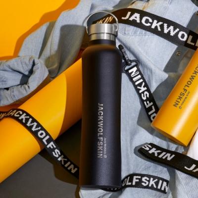 Jack Wolfskin 飛狼 SWAG曲線#304不鏽鋼真空保溫瓶800ml(快)