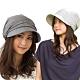 QUEENHEAD日系輕量全棉素材小顏美型防曬帽 product thumbnail 1