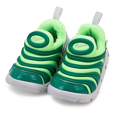 NIKE DYNAMO FREE (TD)嬰幼休閒鞋-343938308 綠