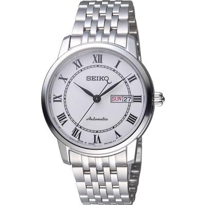 SEIKO  Presage 羅馬假期機械錶(SRP761J1)39mm