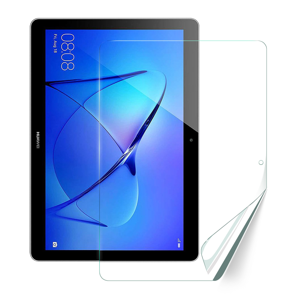 Xmart HUAWEI MediaPad T3 10 9.6吋  高透光亮面保護貼 @ Y!購物
