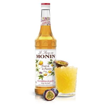 Monin糖漿-百香果700ml