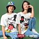 Levis X Disney 合作系列 男款 短袖情侶T恤 / 寬鬆休閒版型 / 米奇印花 product thumbnail 2