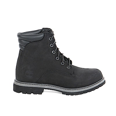 Timberland 女款黑色Waterville 6吋靴 | A17VM