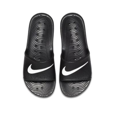 NIKE 涼拖鞋 女鞋 運動 排水 防水 休閒 輕量 黑 832655001 WMNS KAWA SHOWER
