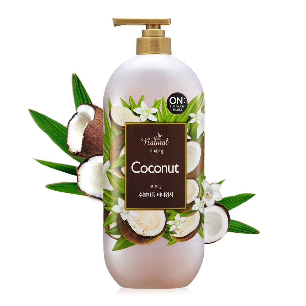 (即期品)ON THE BODY  椰子油潤膚沐浴精 900g