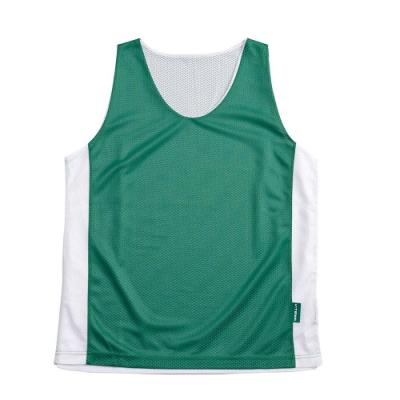 【V-TEAM】雙面穿籃球背心-綠