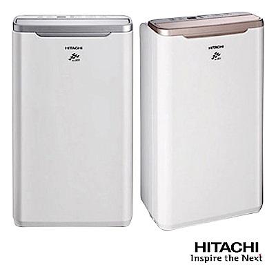 HITACHI日立 8L 1級LED面板清淨除濕機 RD-16FQ/FR