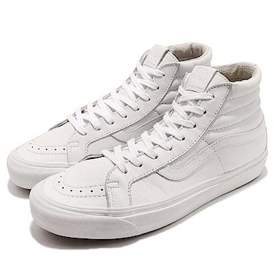 Vans 滑板鞋 OG Sk8-Hi LX 運動 男女鞋