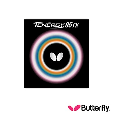 BUTTERFLY TENERGY 05 FX 選手級 膠皮 05900