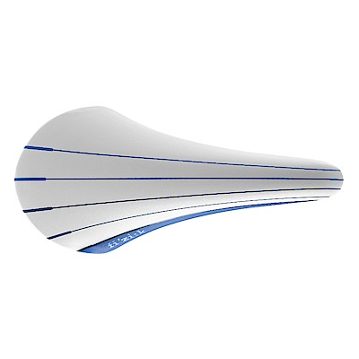【fizik】VOLTA R3 公路車 K:IUM弓座墊 白/灰/藍