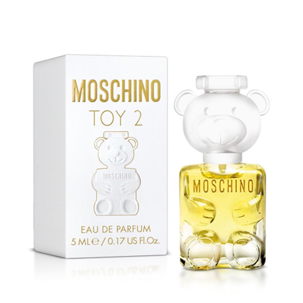 Moschino 熊芯未泯2女性淡香精5ml