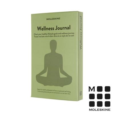 MOLESKINE PASSION喜好系列筆記本禮盒-健康