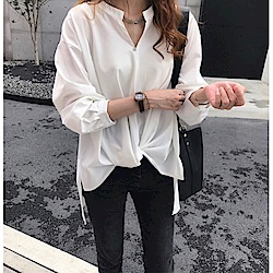IMStyle 簡約氣質襯衫(三色)