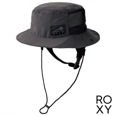 【ROXY】UV SURF HAT 戶外運動帽 黑色