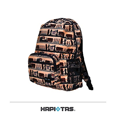 日本HAPI+TAS 摺疊後背包 -C花色