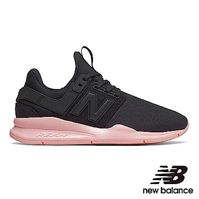 New Balance 運動時尚休閒鞋 WS247OA 女 黑