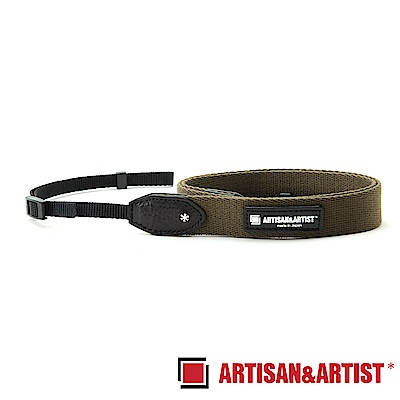 ARTISAN & ARTIST 經典款相機背帶 ACAM-110A(卡其)