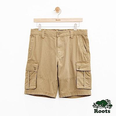 男裝Roots 博靈頓工作短褲-棕色
