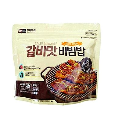 (活動)DOORI DOORI石鍋拌飯 - 牛小排風味  ( 116g/包 )