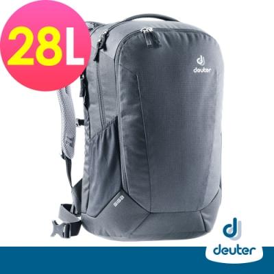 【德國DEUTER】GIGA 28L休閒旅遊後背包/商務包/書包3821020灰/黑