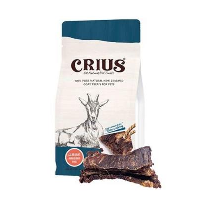 CRIUS克瑞斯-山羊肉片 220g (CER-TG-2865)