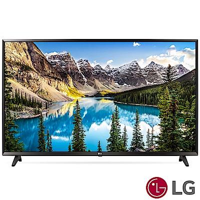 LG 49UJ630T 49型IPS UHD 4K深楬黑液晶電視整新福利品