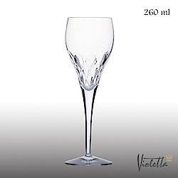 Royal Duke Violetta摩登型鑽石白酒杯260ml