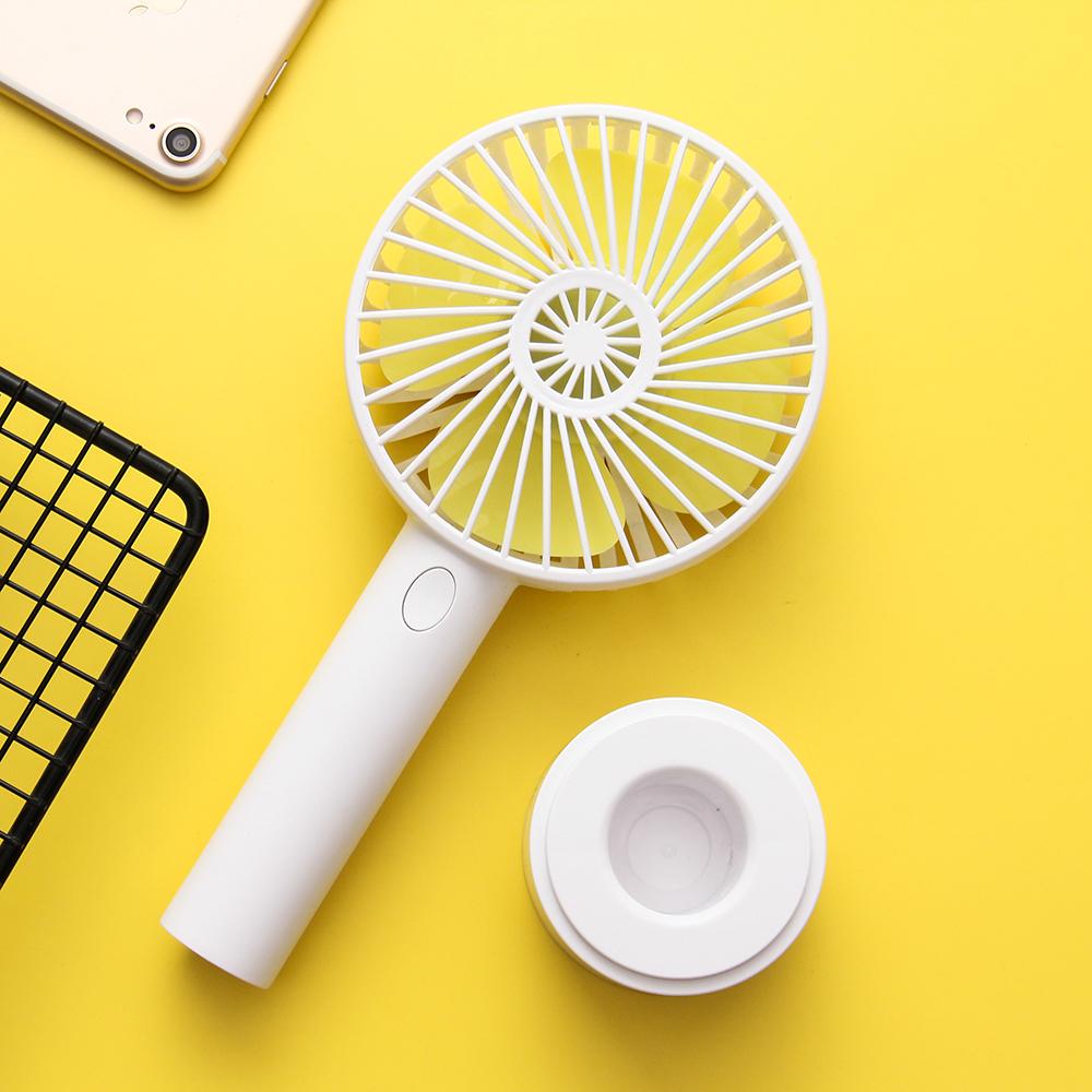 韓系美形手持充電風扇( 4色可選)