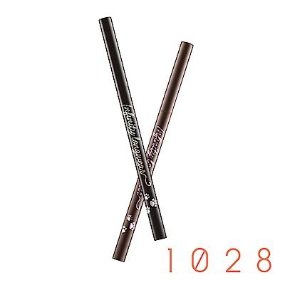 1028 絲滑控暈 暹羅貓眼線膠筆(2色任選)