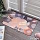 義大利Fancy Belle X DreamfulCat 貓咪鬧鐘 防霉抗菌可水洗軟式珪藻土強效吸水地墊 60*39CM product thumbnail 2