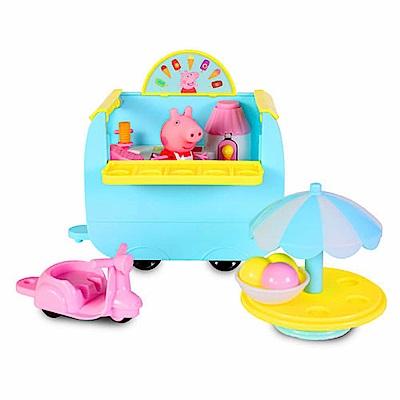 Peppa Pig 粉紅豬小妹 - 冰淇淋餐車