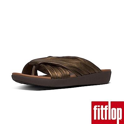 FitFlop TWINE 夾腳涼鞋銅色