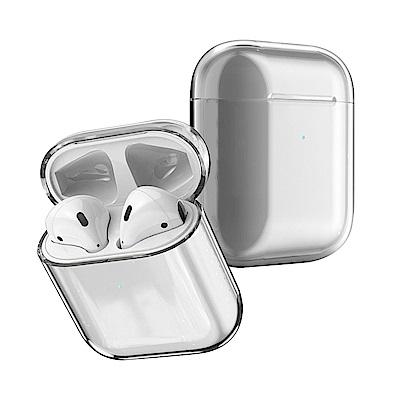AirPods 1/2 透明 時尚 藍牙耳機 保護套