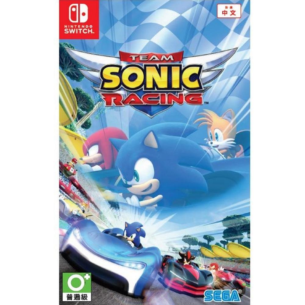 NS Team Sonic Racing 中文版