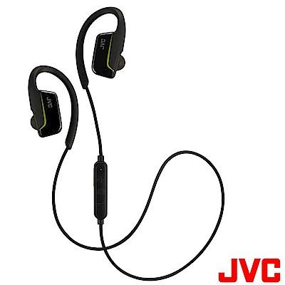 【JVC】無線藍牙運動型耳掛式防水耳機 HA-EC600BT