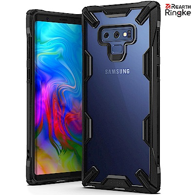 Ringke 三星 Galaxy Note 9 [Fusion X] 透明背蓋手機保護殼
