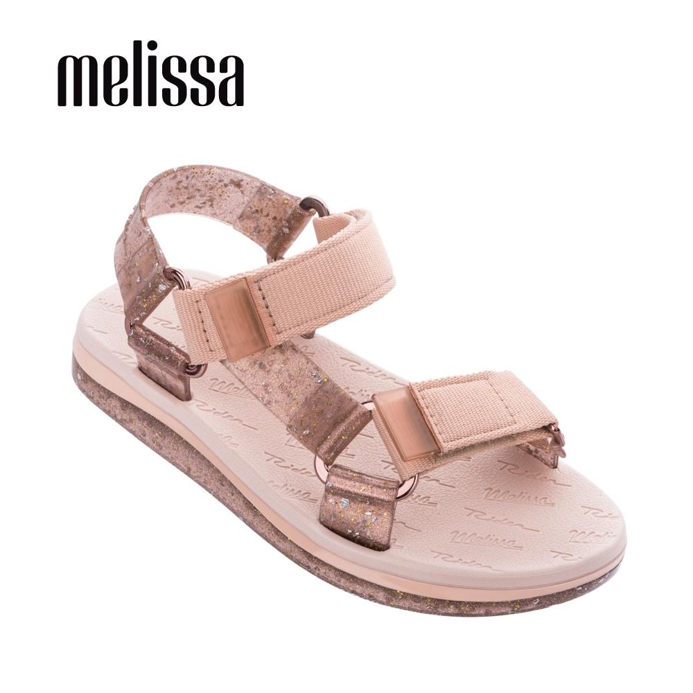 Melissa x Rider Good Time潮流休閒涼鞋-粉