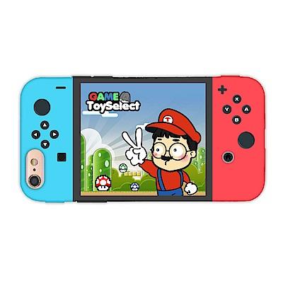 【TOYSELECT】iPhone 6/6s Plus 拓伊玩玩switch設計手機殼