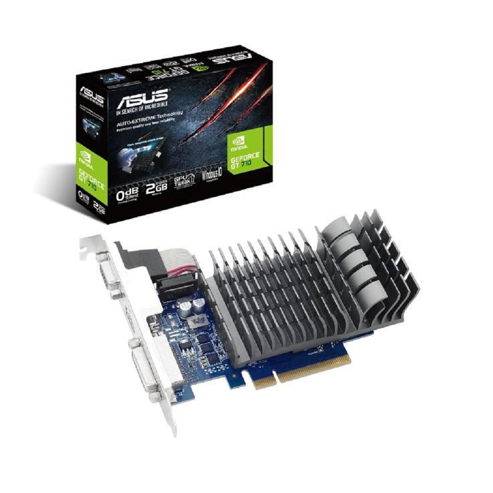 華碩 ASUS GeForce® GT 710 2G 顯示卡