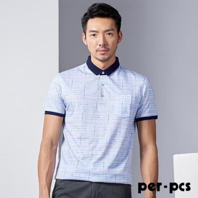 per-pcs 熱銷設計款透氣POLO衫_719506